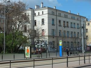 Gustav-Mahler-Str. 20, Friedrich Ebertstr. 45a; Gebäudekomplex mit mehreren ehemaligen Wohn- und Geschäftshäusern