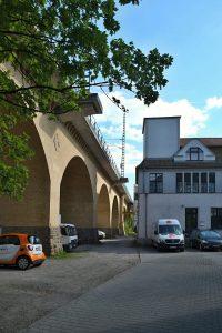 südlich der Georg-Schumann-Straße Richtung Auensee