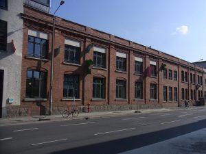 Fassade an der Gießerstr. 27